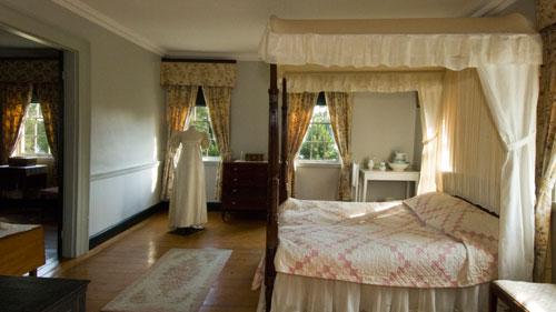 Uniacke Estate bedroom